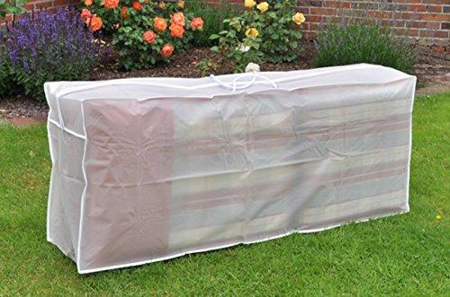 Gravidus Schutzhülle für Auflagen ca. 125 x 30 x 50 cm