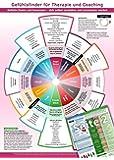 Gefühlsfinder für Therapie und Coaching (2018) -Gefühle finden und benennen - sich selbst verstehen und verstanden werden - Mit über 100 Gefühlsbegriffen (DIN-A4, laminiert)