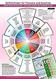 Gefühlsfinder für Therapie und Coaching (2018) -Gefühle finden und benennen - sich selbst verstehen und verstanden werden - Mit über 100 Gefühlsbegriffen (DIN-A4, laminiert) - Samuel Cremer, Christian Schumacher
