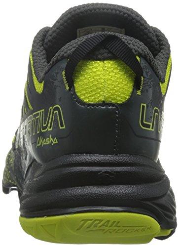 La Sportiva Akasha–Chaussure pour homme BLACK/SULPHUR