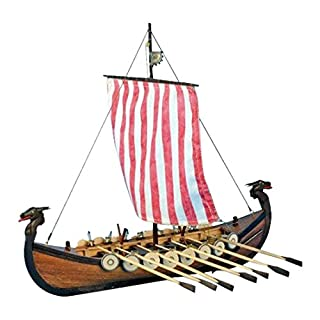 Artesanía Latina Modell aus Holz Wikingerschiff 1/75