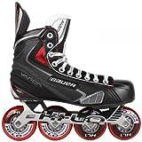 Bauer Vapor X60R Sr. Inline Hockey Skates, Größe:10 = 45.5