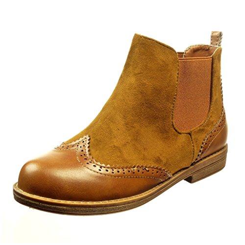 angkorly-zapatillas-de-moda-botines-chelsea-boots-bimaterial-mujer-acabado-costura-pespunte-talon-ta