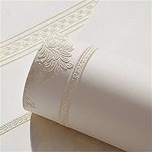 Amazon Fr Papier Peint Relief Blanc