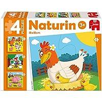 Diset Puzzles infantiles de 4, 6, 9 y 12 piezas - Peluches y Puzzles precios baratos