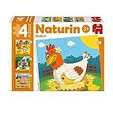 Diset Naturin-Ferme Puzzle, 69977