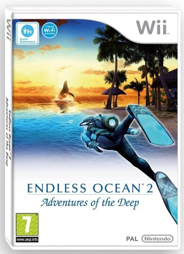 Endless Ocean 2: Adventures of the Deep (Wii)