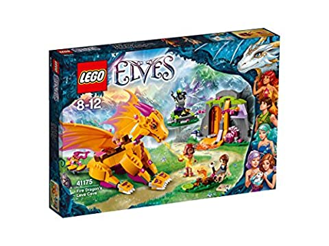 Lego Dragon - LEGO - 41175 - Elves - Jeu
