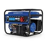 EBERTH 5500 Watt Stromerzeuger mit E-Start - 3