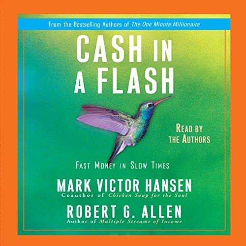 Cash in a Flash  Audiolibri