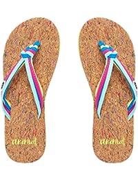 Animal Summer, Women's Flip Flops