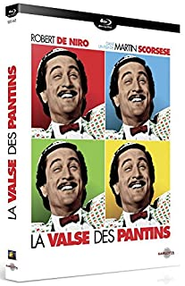 VALSE DES PANTINS, LA - BD [Blu-ray] [Import italien] (B00I5X37M2)   Amazon price tracker / tracking, Amazon price history charts, Amazon price watches, Amazon price drop alerts