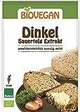 Biovegan Bio Dinkelsauerteig Extrakt, Bioland, BIO (6 x 30 gr)