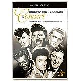 Rock'n'Roll Legends In Concert - 2 DVD Set by Zestify
