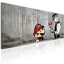 Kunstdrücke auf Vlies LeinwandWir bieten Ihnen etwas anderes als traditionelle Malerei an. Der hochwertige Digitaldruck erwirkt, dass die Motivdetails genau abgebildet sind. Dieses Wandbild braucht keine Montage. Es wird auf einen Spannrahmen aufgezo...