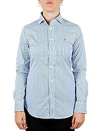 Polo Ralph Lauren Brw Kendal-Long Sleeve-Shirt, Blouse Femme