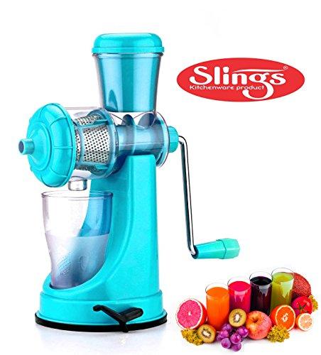 Slings Smart High Quality Fruit & Vegetable Juicer With Steel...