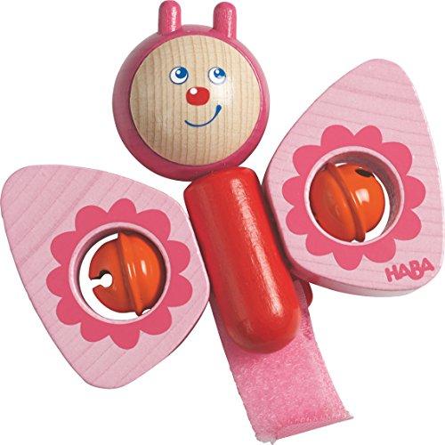 Haba 301958 Buggy-Spielfigur Schmetterling, Kleinkindspielzeug