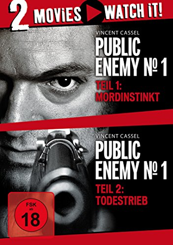 Public Enemy No. 1 - Mordinstinkt & Todestrieb [2 DVDs] hier kaufen