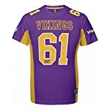 Majestic Athletic NFL Minnesota Vikings Poly Mesh Tee (X-Large)