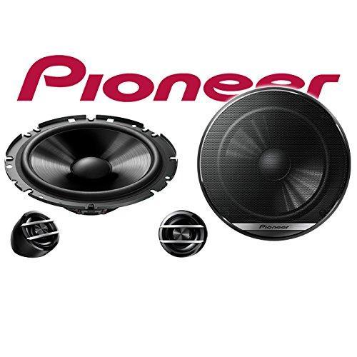 Lautsprecher/Boxen Kompo TS-G170c -170mm/17cm - 300 Watt, schwarz (Pioneer 170)