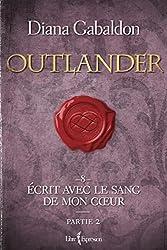 Outlander, Tome 8 : Partie 2 : écrit avec le sang de mon coeur