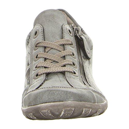 Remonte R3435-45, Sneaker donna Grau