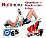 B-WARE!! - Rollmaxx Bauchtrainer - Achtung Vor dem Kauf unbedingt