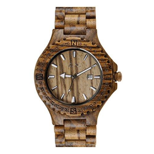 mens-natural-zebrawood-quartz-calendar-wrist-watch-wooden-watch-fathers-day-gift