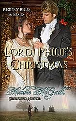 Lord Philip's Christmas (Regency Belles &Beaux Book 2)