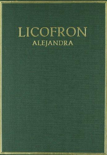 Alejandra (Alexandra) (Alma Mater) por Licofrón