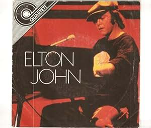 elton john rocket man single