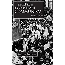 Rise of Egyptian Communism (Contemporary Issues in the Middle East)