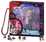 Miraculous Be Miraculous - Advent Calendar - Offizieller Beauty-Adventskalender, 24 Stück