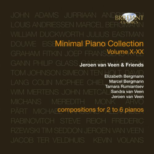 Minimal Piano Collection, Vol....