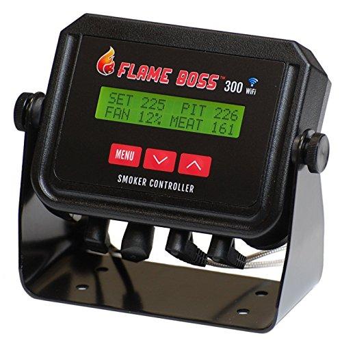 Flame Boss 300-wifi Universal Grill & Smoker Temperatur Controller