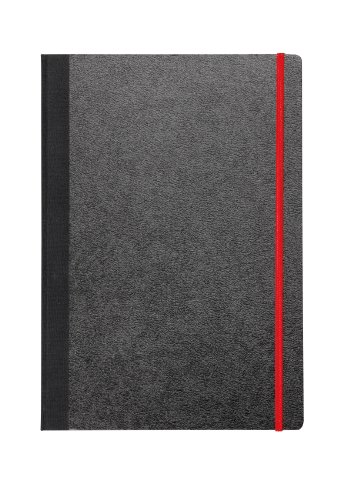 Pagna Notizbuch A4 192 S. kariert Classica, schwarz
