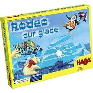 Haba - Rodéo sur Glace