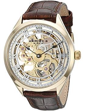 Akribos XXIV - Herren -Armbanduhr- AK802YG