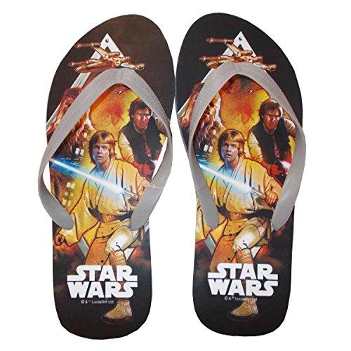 STAR WARS INFRADITO UOMO,Chewbacca, Luke Skywalker, Han Solo wars1 G (42/43)