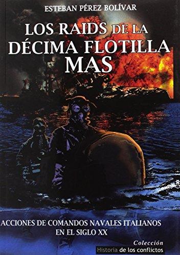 LOS RAIDS DE LA DÉCIMA FLOTILLA MAS (Historia de los conflictos)
