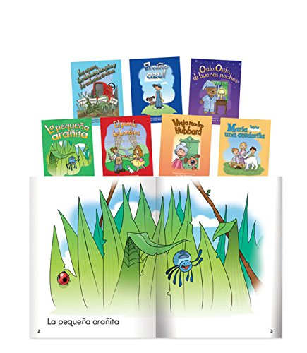 Traditional Songs and Poems Spanish Set: Gradse Prek-2 (Literacy, Language, & Learning) por Teacher Created Materials