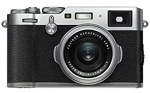 Fujifilm X100F Compact Camera - Silver