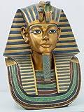 18.75cm) egipcio rey Tut cabeza y Busto Estatua de resina figura decorativa