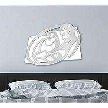 Amazon.it: quadro camera da letto sacro