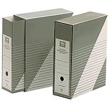 Definiclas 1235.004.02.01 - Revistera de cartón con funda, formato folio