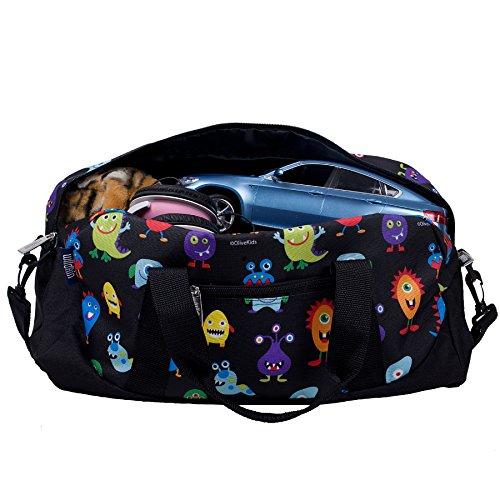 Olive Kids Monsters Overnighter Duffel Bag by Olive Kids einfarbig