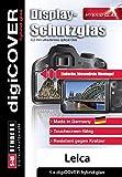 digiCOVER G4144 Film de Protection d'écran en Verre pour Leica SL Blanc