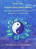 Erkenne deine Lebensthemen. 96 Lebensthemen mit Bezug zu den astrologischen Archetypen: Mit Hinweisen für Hochsensible