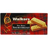 Walkers Shortbread Fingers 250 g (Pack of 6)
